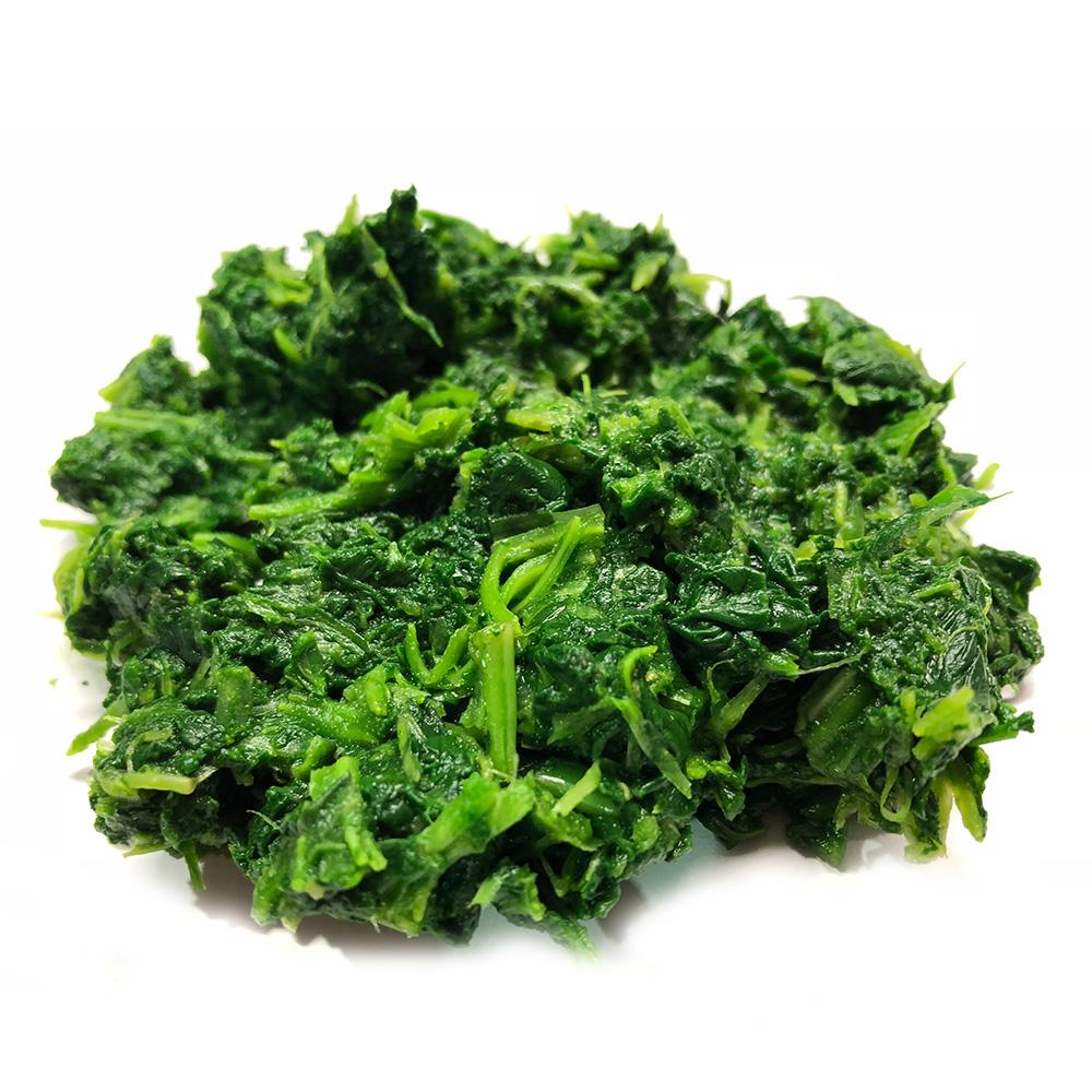 Società Agricola Bulleri - Prodotti cotti spinaci